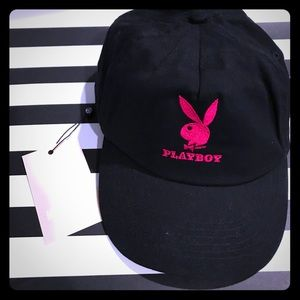 Missguided x Playboy Bunny Cap